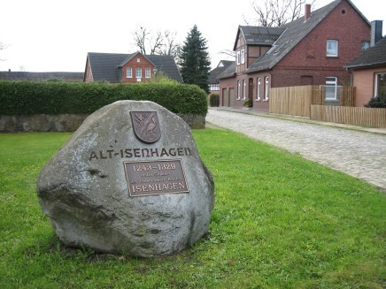 Gedenkstein Alt-Isenhagen